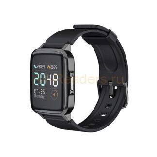 Умные часы Xiaomi Haylou Smart Watch LS01, черные
