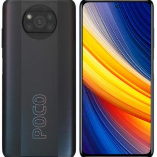 """6.67"""" Смартфон POCO X3 Pro 128 ГБ черный"""