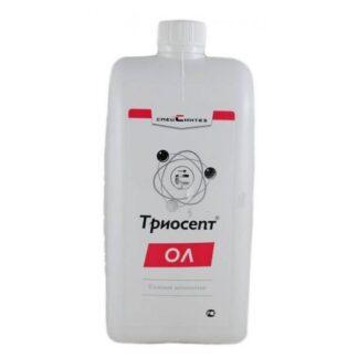Купить Триосепт-ОЛ дезинфицирующее средство кожный антисептик 0,1 л