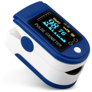 Пульсоксиметр на палец Fingertip Pulse Oximeter