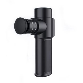 Массажный пистолет Merach Merrick Nano Pocket Massage Gun (MR-1537) черный